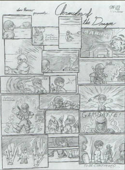 Original Chronicles of the Dragon: (Short Strip.)