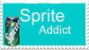 Sprite Addict Stampage by Regenie