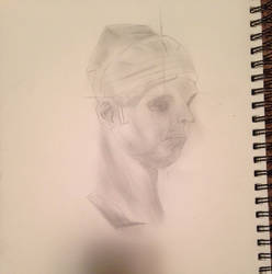 Bargue Drawing 3 by cailleyy