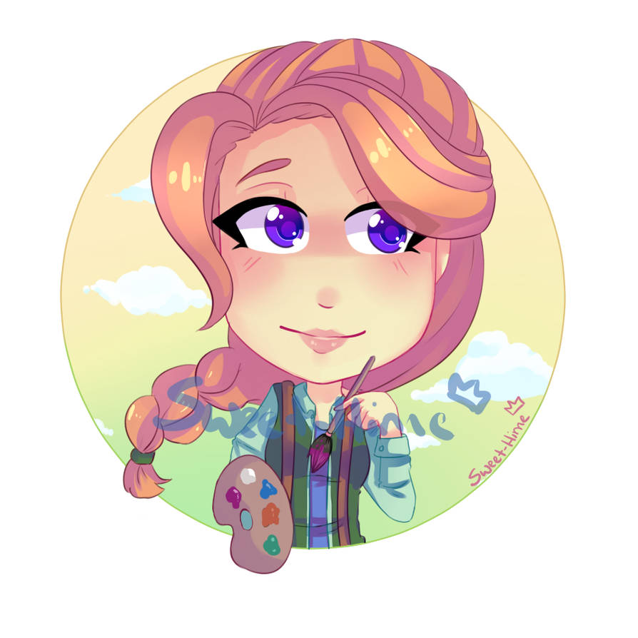 Stardew Valley Leah by Sweet-Hime on DeviantArt
