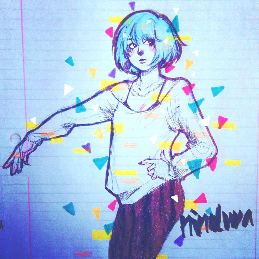 Rena (Edited) by ninoluva