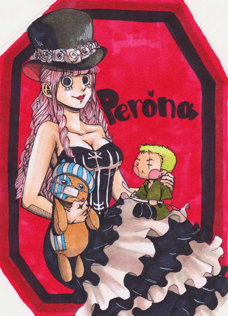 Perona! by ninoluva
