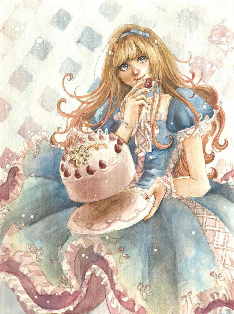 Secret Alice by ninoluva