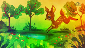 Fawn by LilaCattis
