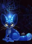 Blue Fennec Fox