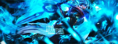 Cover - Branitube Animes Online by YuutoDesign