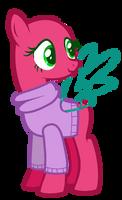 MLP Base .:______ in a cute sweater:. by skele-sans