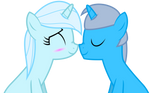frosty and ice [VECTOR]