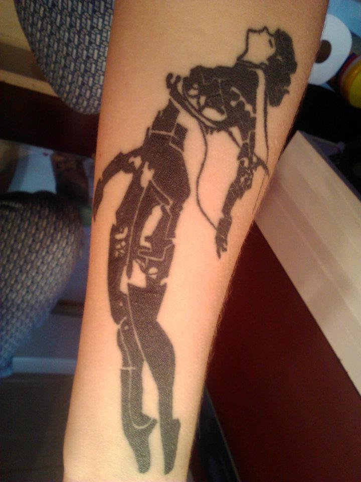 Gits Tattoo By Hyperaki On Deviantart