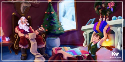 Christmas by marcusagm
