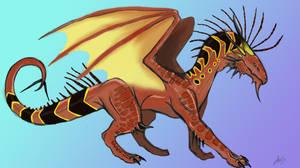 Mahogany Dragon