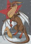 Russian Snow Dragon