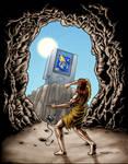 Virtual Caveman