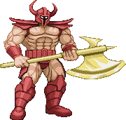 Death Adder - Golden Axe by PrimeOp