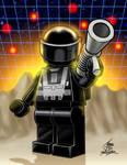 Blacktron - Gray Blaster