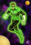 Green Lantern: Hal full pic