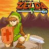 Link - LoZ 1 sprite