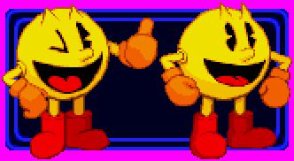 Pac-Man sprites, v.2