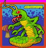 Centipede (Atari) sprite