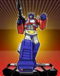 Optimus Prime 2014 pic