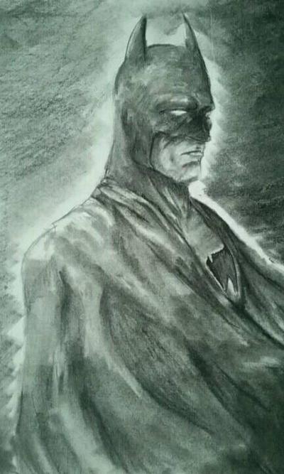 batman  by TheYordleGuy