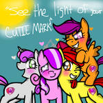 See the light of your cutie mark! (Mlp:FiM)