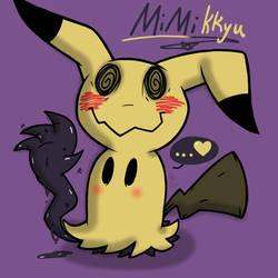 Mimikkyu (Pokemon)