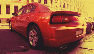 2011 Dodge Charger rear by theTobs