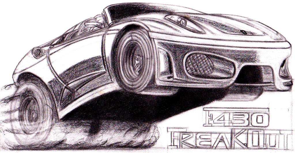 Ferrari F430 Spider FreaK.O.uT by theTobs