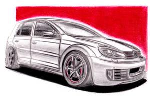 Volkswagen Golf VI - Oxigin Rims by theTobs
