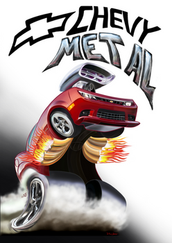Chevy Metal