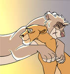 I am here YCH - Rivertail