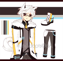 [CLOSED] Adopt- Pup 07 by Ruri-Adopts