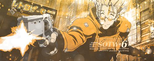 SOTW #6 - Alora.io by claythegod