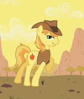 Cowboy Casanova by TickleMeFrosty
