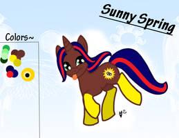 Sunny Spring Color Ref by TickleMeFrosty