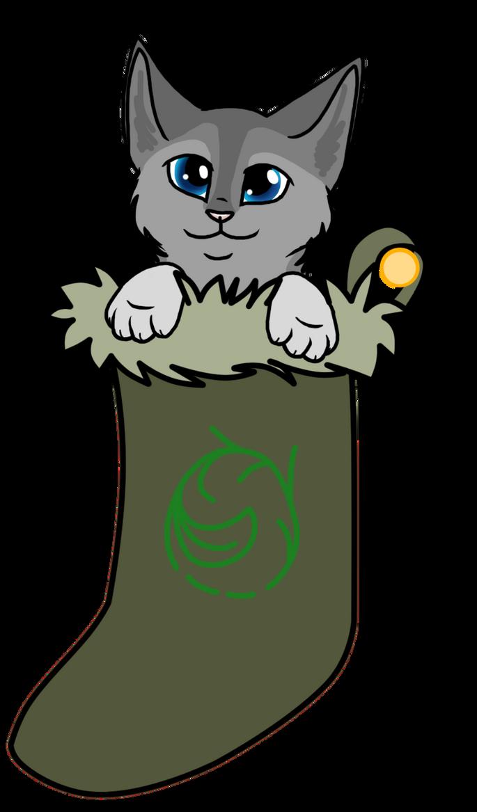 TGB Cat Stockers - Ari by TickleMeFrosty