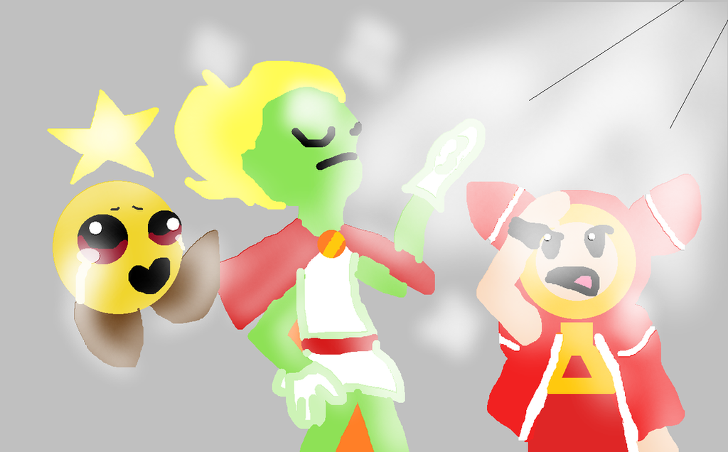 Draw your squad MEME by Artycat19