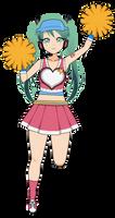 .:Cheer Miku:. {EXPORT CODE} by queen-mari