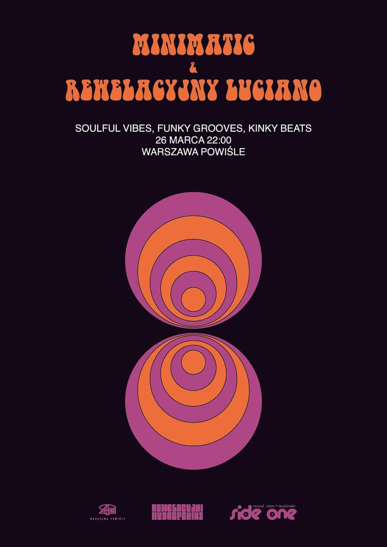 Minimatic + RewelacyjnyLuciano by forty-winks
