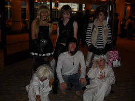Death note group by inedrox