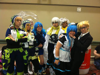 Dramatical Murder by inedrox