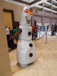 Olaf by inedrox