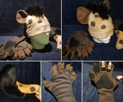 Hyena Set SOLD!