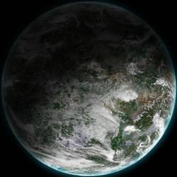 Planet 2 by XanderDragon