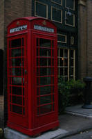 Telephone Booth 0001 by poeticthnkr