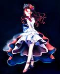 [Fanart] Wedding Riko by b0rry