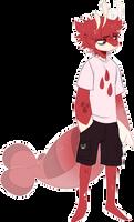 Villager - Blood Cleaner Shrimp