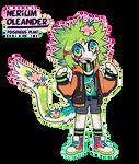 Villager - Nerium Oleander