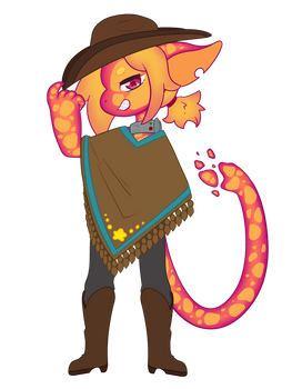 Villager - Space Cowboy